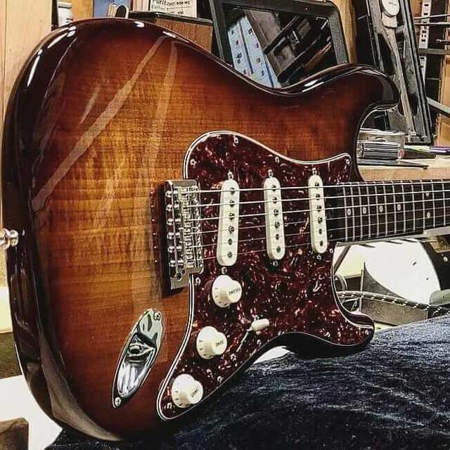 Fender-electrica