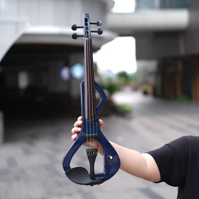 violín-eléctrico