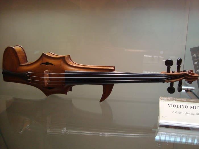 Violin-silent