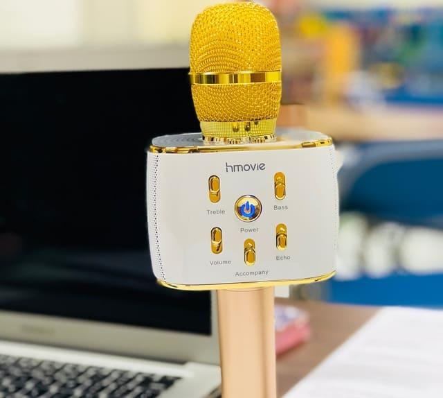 microfono-de-karaoke