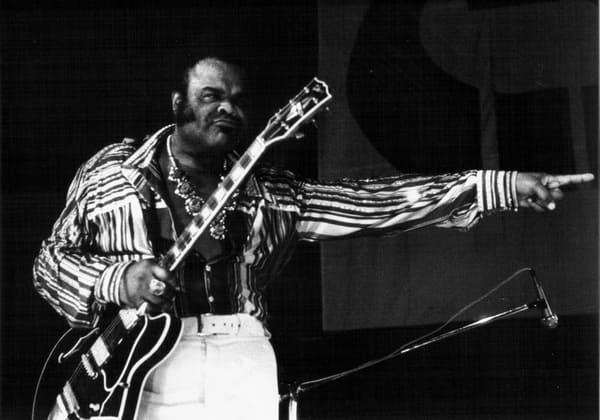 Freddie-King