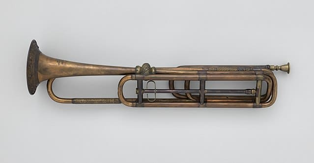 Trompeta-deslizante