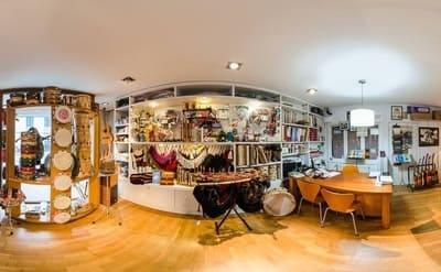 A-Grileira-tiendas-de-instrumentos-en-Santiago-de-Compostela