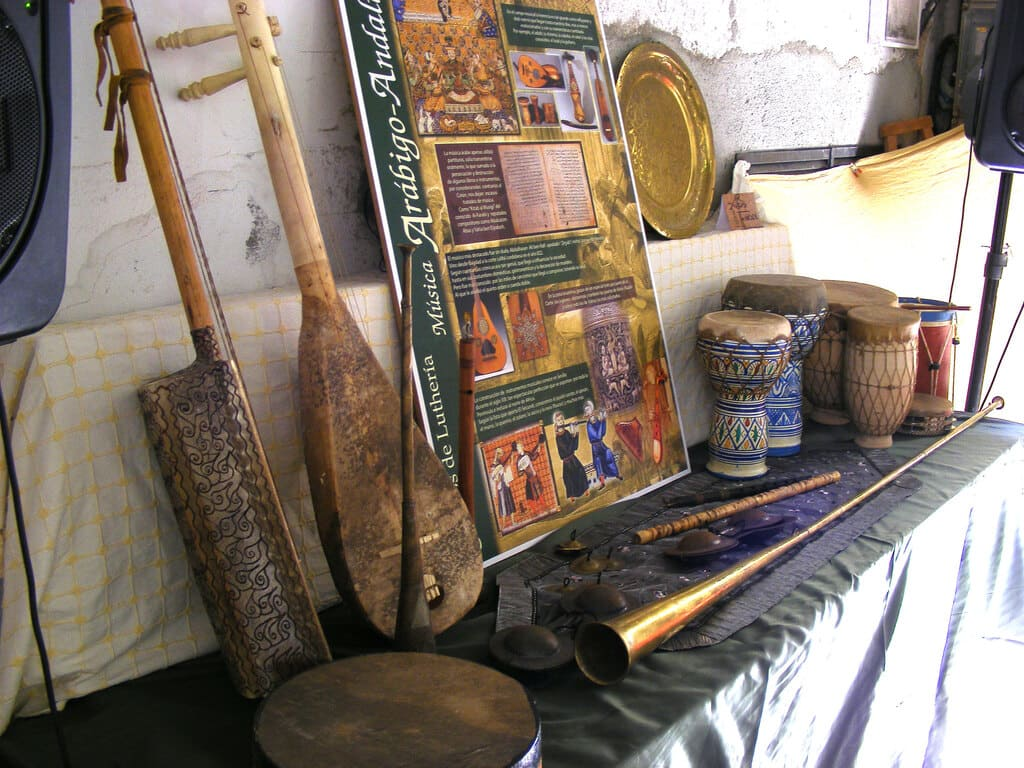 instrumentos-musicales-antiguos