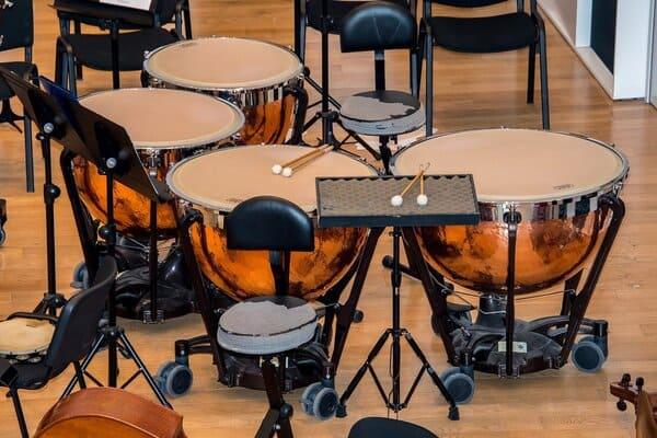timbal-de-concierto-Instrumentos-membranofonos