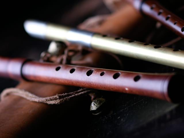 instrumentos-medievales-de-viento